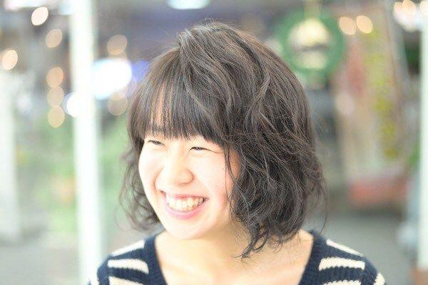伸ばし途中はくせ毛風パーマで乗り切ろう | miyamotokazuto.net/熊谷の美容室 宮本一人