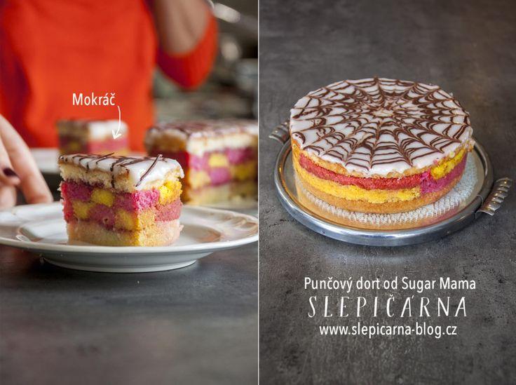 Český retro zákusek: Punčový dort od Sugar Mama