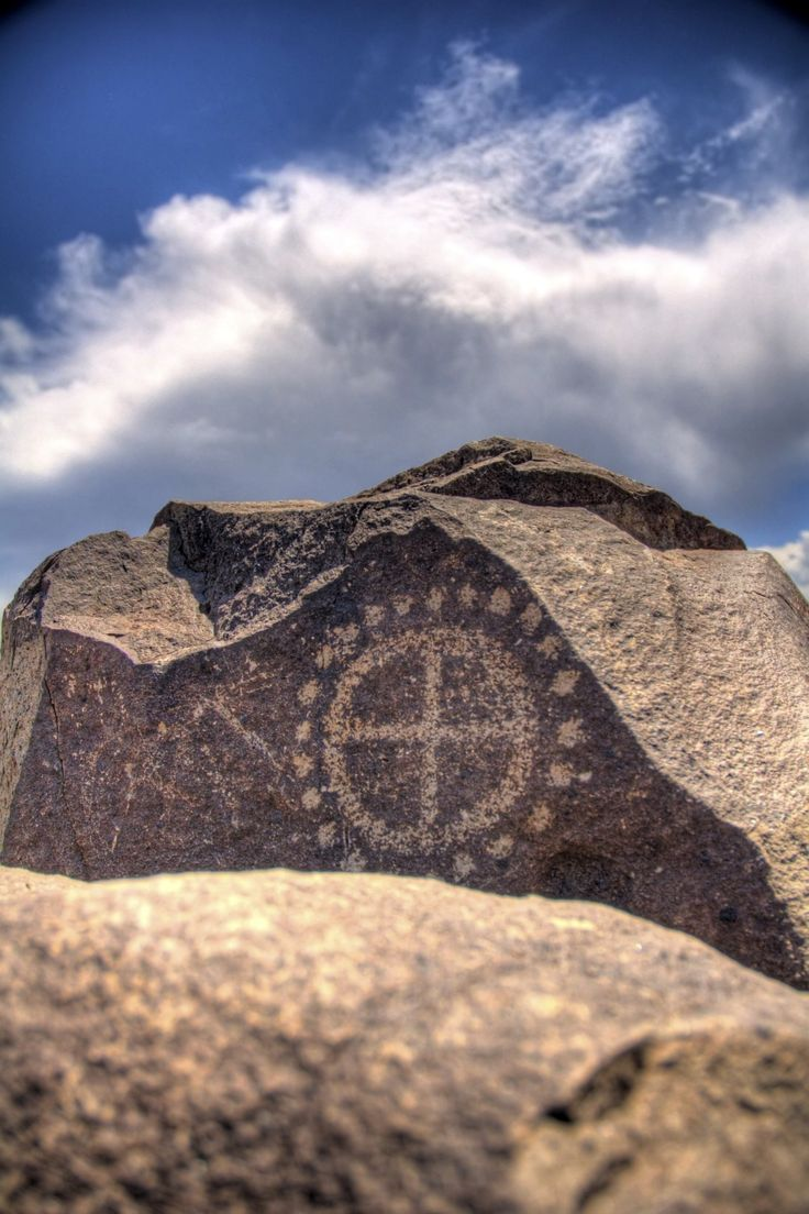 Petroglyph National Monument, Albuquerque.