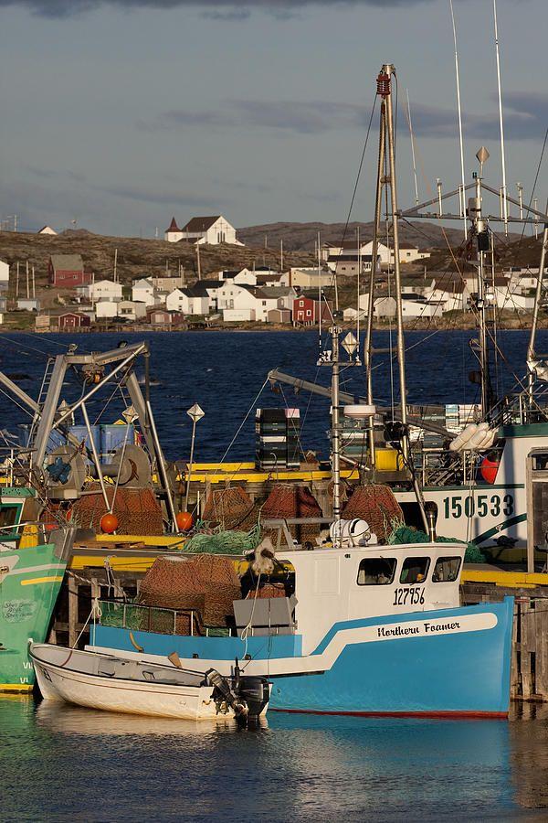 ✯ Crab Fishing Boats