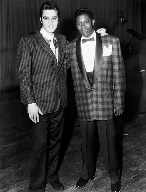 When a reporter referred to him as the 'king of rock 'n' roll' at the press conference in 1969, he rejected the title, as he always did, calling attention to the presence in the room of his friend Fats Domino, 'one of my influences from way back'. The larger point, of course, was that no one should be called king; surely the music, the American musical tradition that Elvis so strongly embraced, could stand on its own by now, after crossing all borders of race, class and even nationality.
