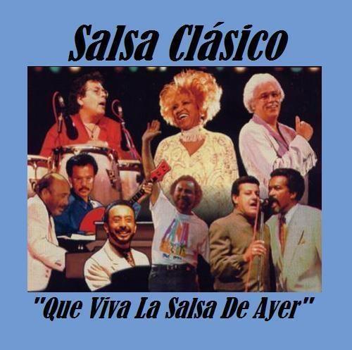 Salsa Jonny Pacheco and Celia cruz
