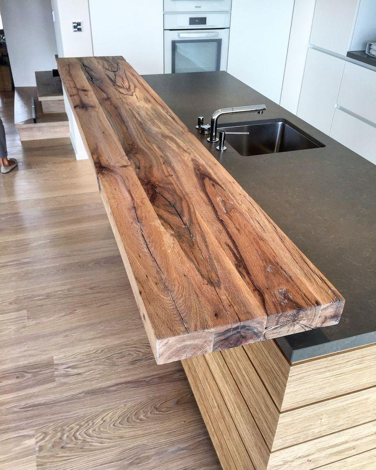 k chentresen aus eichenholz altholz massivholztische esstische dinningtable pinterest. Black Bedroom Furniture Sets. Home Design Ideas