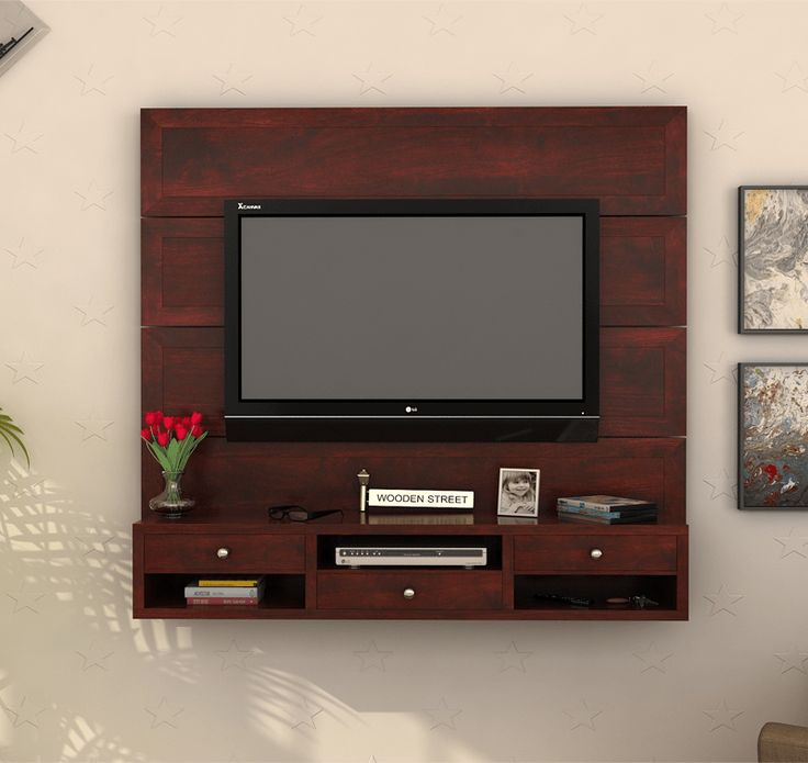 17 Best Ideas About Wall Mounted Tv Unit On Pinterest
