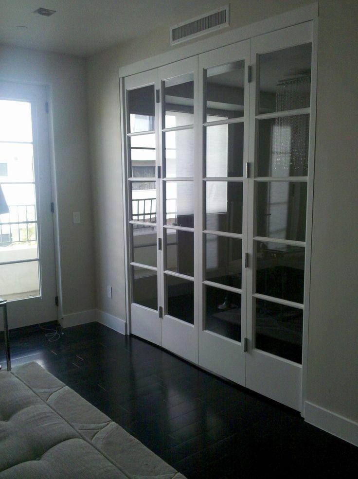 Wood Interior Bifold Doors