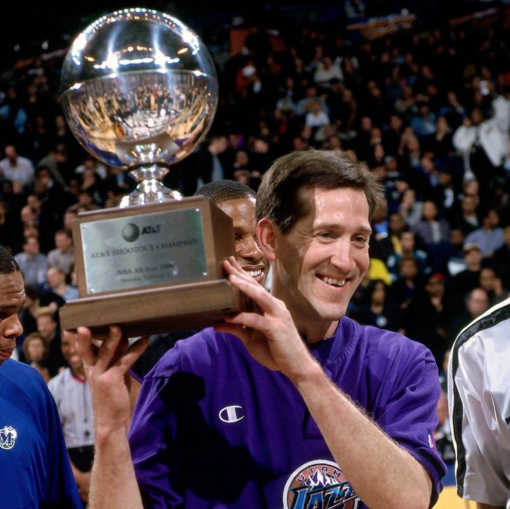 jeff hornacek, utah jazz, basketball