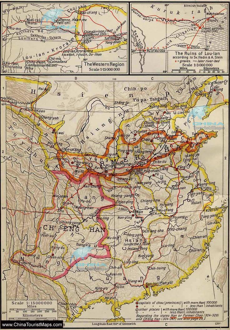 Jin Dynasty (265 AD – 420 AD)