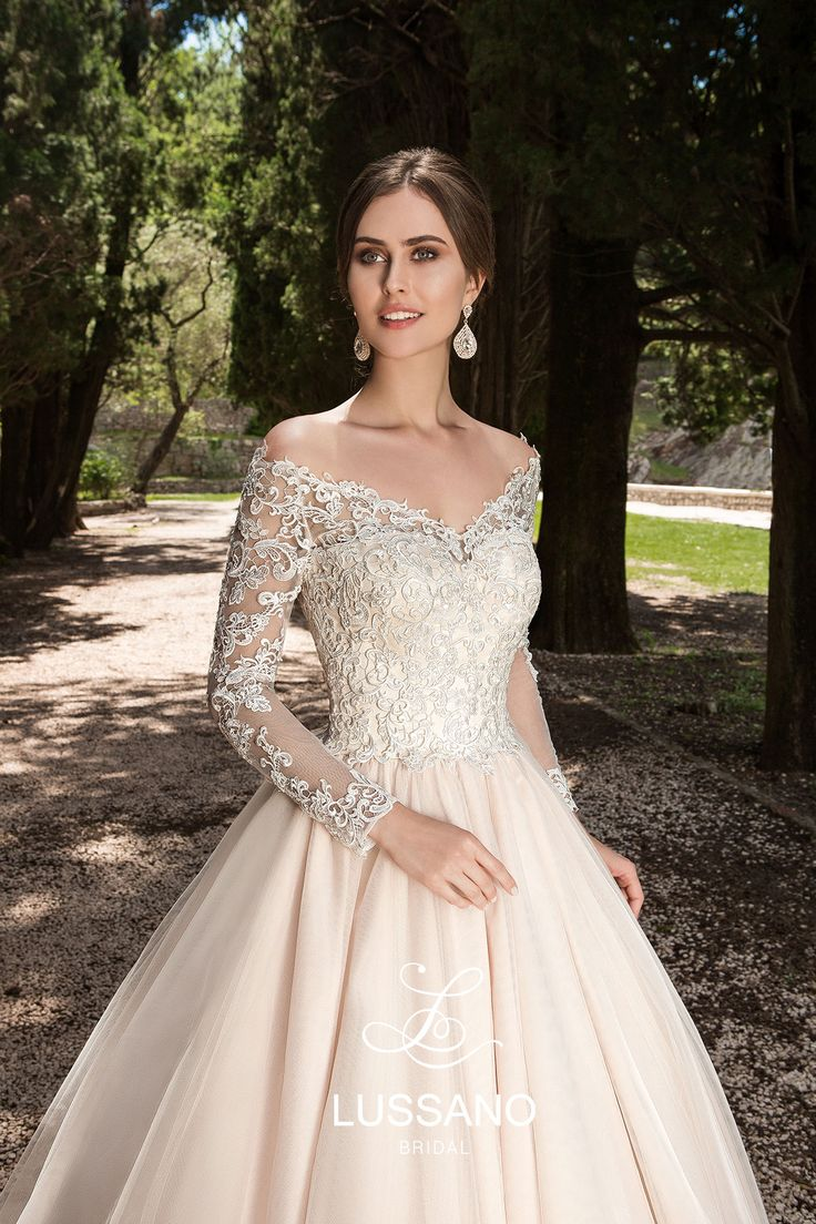 Lussano Bridal 16009, свадебное платье Lussano Bridal, wedding dress, невесты 2017, свадебное платье, bride, wedding, bridesmaid dress, prospective bride, best bride, Wedding Dress A-Line