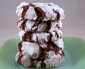 Тягучее печенье из шоколадного пудинга за 10 минут
