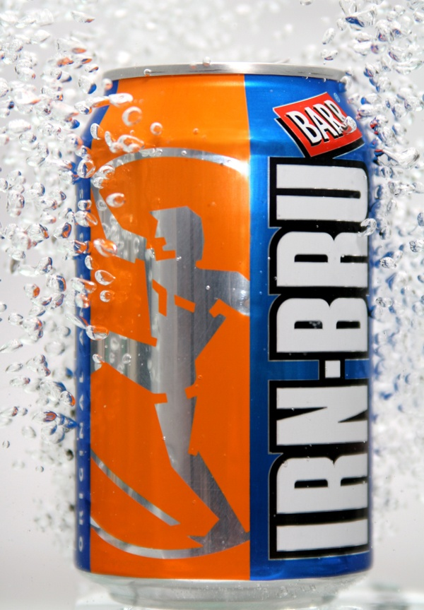 irn bru - the best hangover cure. Fact!