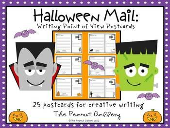 a creative writing about halloween night The halloween clown horror story a fantastically engaging lesson with arresting imagery students write a halloween horror story with the following scenario.