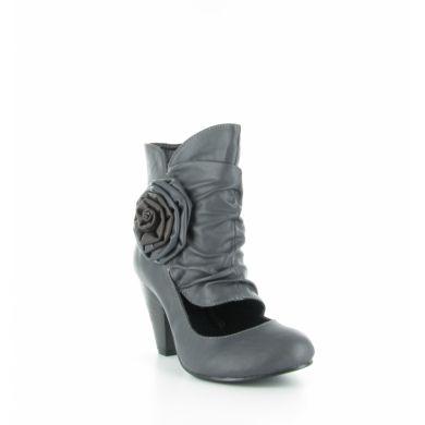 Stivaletto in ecopelle by Vera #scarpe #stivali #italianshoes #shoes
