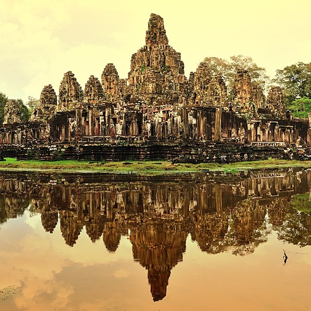 Cambodia Travel Guide: Grand Tour of Asia : Condé Nast Traveler