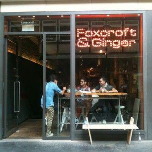 Foxcroft & Ginger (Soho) - Soho, London - 29 Photos - Beanhunter