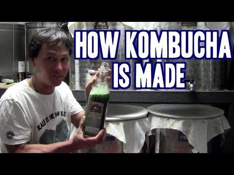 John from http://www.okraw.com/ visits Awaken Tea Raw Kombucha Company to share with you how Kombucha is Made and share the secrets many Kombucha Brewers may...