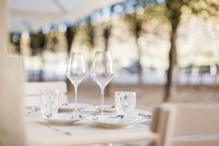 Terasse du Restaurant du Palais Royal