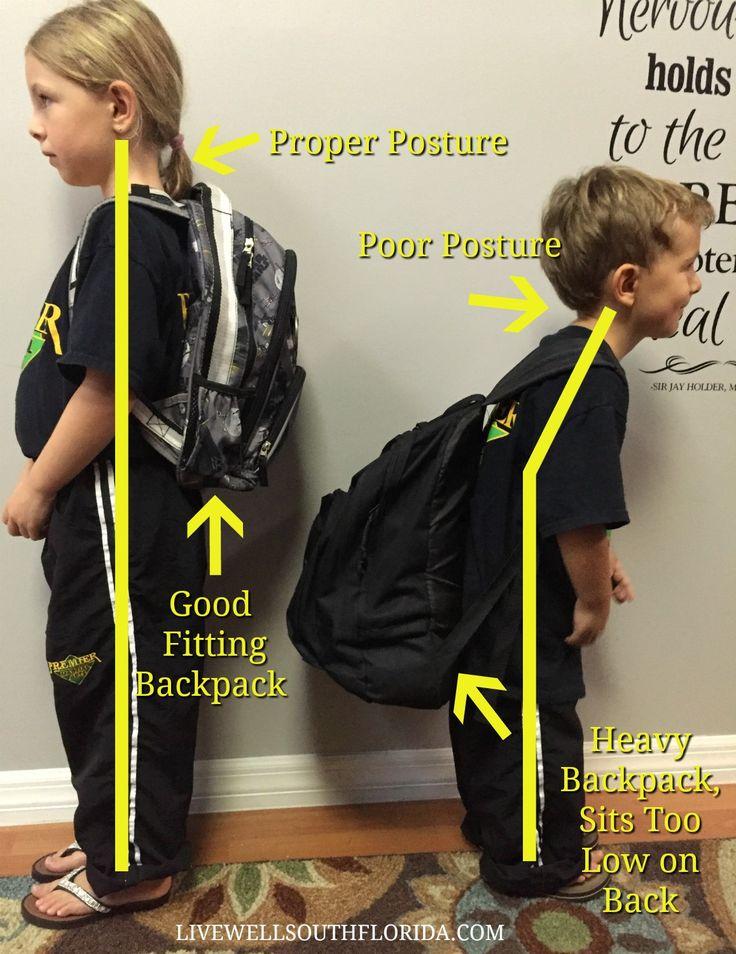 POSTURE backpack