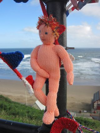 yarn bombing saltburn - Google Search Prince Harry after the hotel disgrace