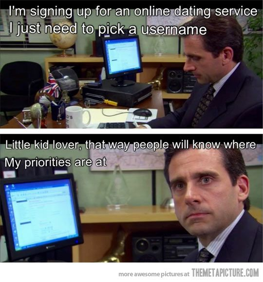 Little kid lover… | Pins that make me laugh so hard or even just make me smile a little more. | Pinterest | Funny, The Office and Michael scott