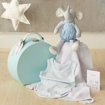 Bashful Charlie Baby Gift Hamper | Friday's Child Baby Gifts | Australia