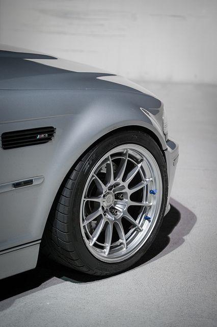 BMW E46 M3 by R_Trajano, via Flickr