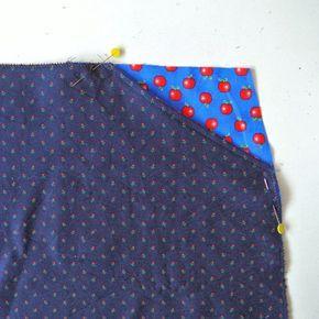 Heb je een naaipatroon van een leuke rok of broek, maar heeft het patroon geen zakken? Dan kun je het patroon heel eenvoudig aanpassen...