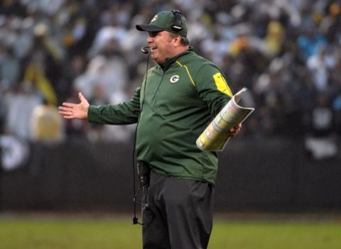 How Dare Anyone Criticize Big Mike's Team! -- The Green Bay Packers have won 10 games, but no one is impressed by them. Don't tell Mike McCarthy though. He is not open to any sort of criticism.