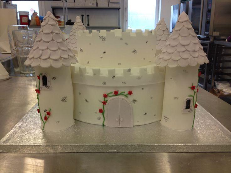 Our beautiful castle cake