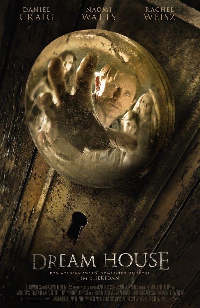 Detrás de las paredes - Dream House (2011) | Otra falsa película de terror...