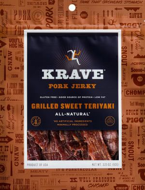Krave jerky-Target or Sprout's
