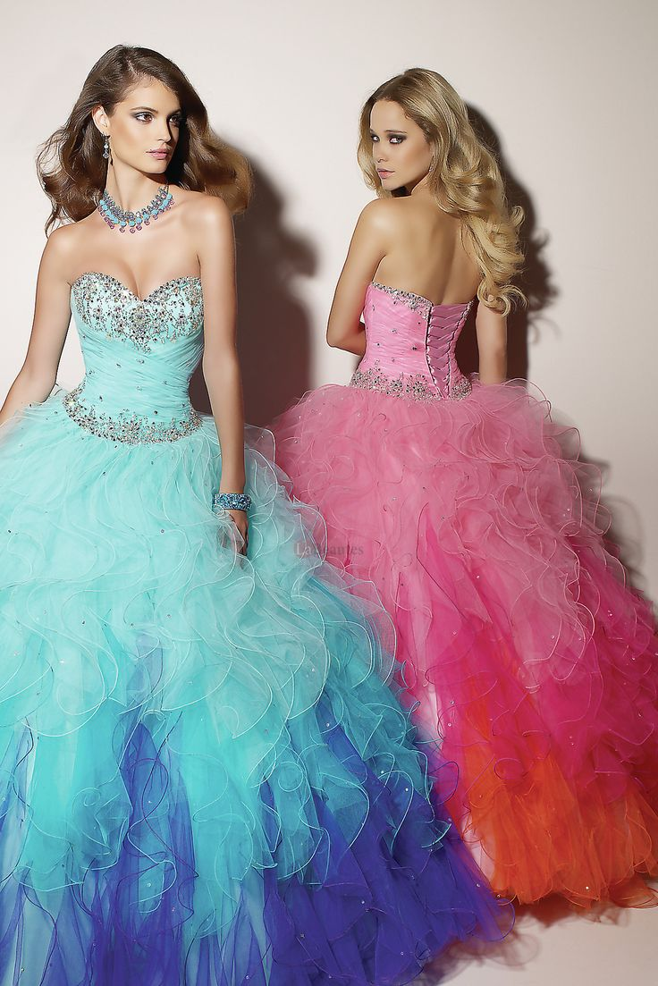 45 best Quinceanera Dresses images on Pinterest | 15 anos dresses ...