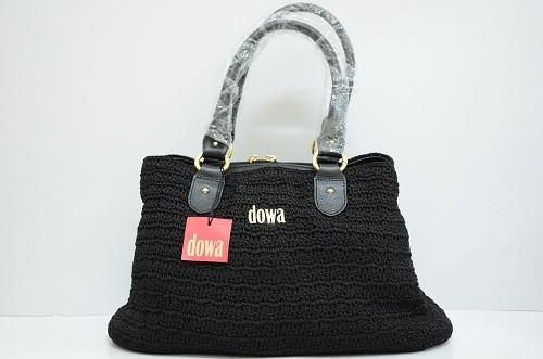 speacial dowa atlanta black handmade knitted handbag (Terengganu ...