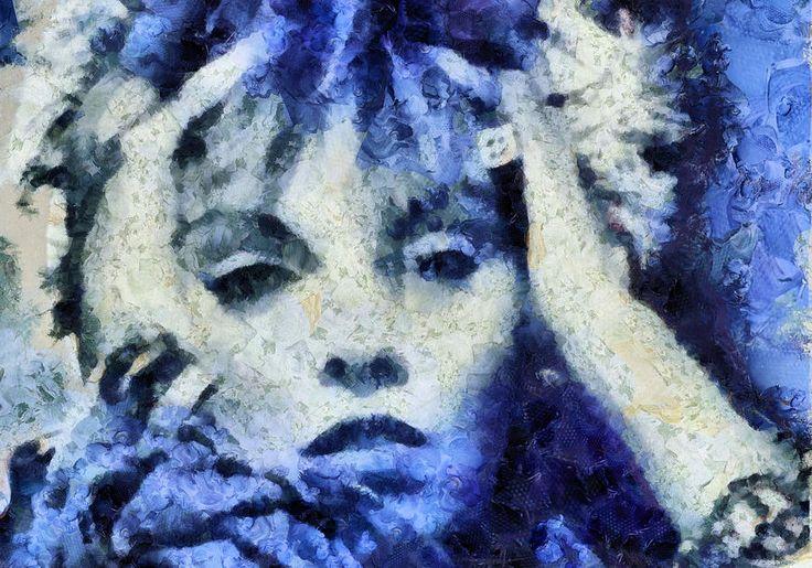 """Pat Benatar"" by Elizabeth Coats"