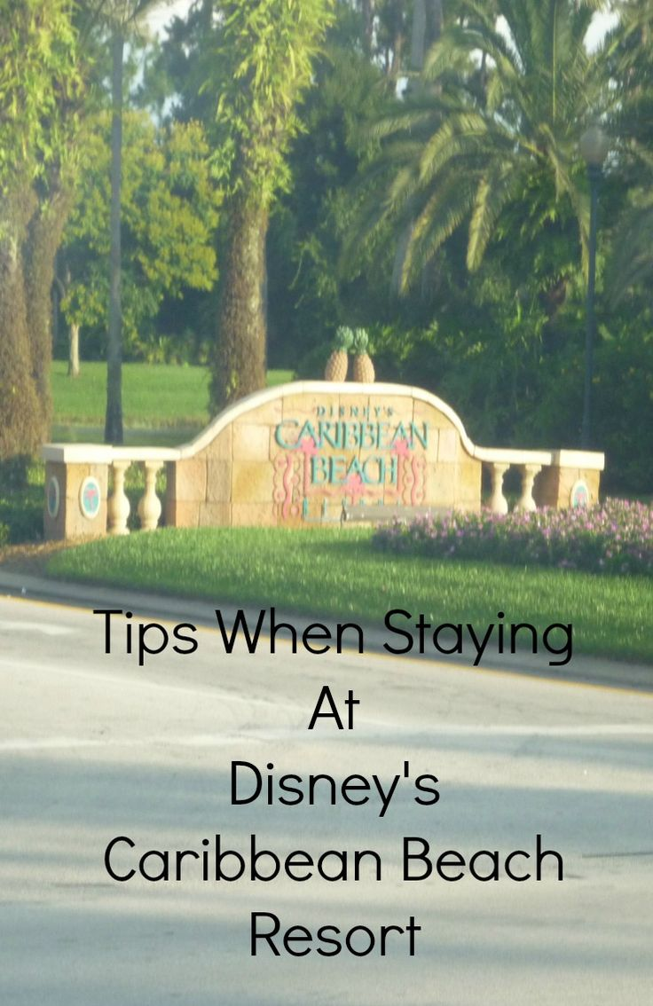 During our holiday last year to Disney, we stayed at Disneys Caribbean Beach Resort. The resort is made up of six different villages. Aruba, Jamaica, Martinique, Trinidad North, Trinidad South…