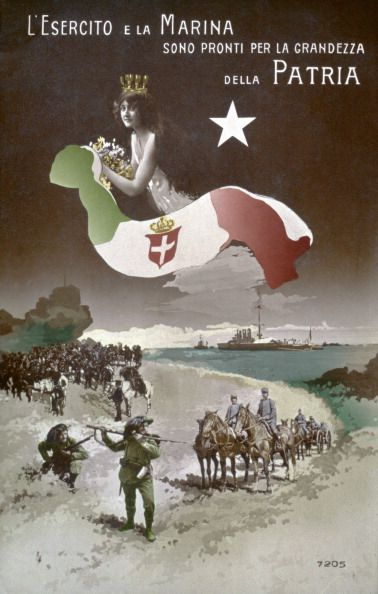 Italy WW1 Propaganda