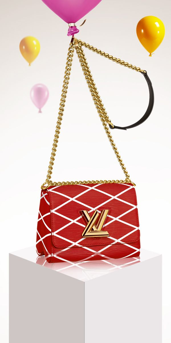 Is the Louis Vuitton Twist Malletage on your holiday wishlist this season?