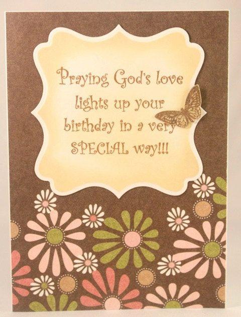Best 25 Christian Birthday Cards ideas – Christian Birthday Cards