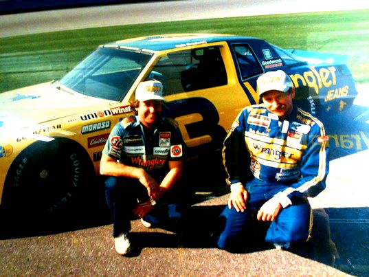 the legendary of dale earnhardt in nascar racing history Dale earnhardt sr and dale earnhardt jr racing together what do dale earnhardt jr  was used in the biopic about the life of legendary nascar driver.