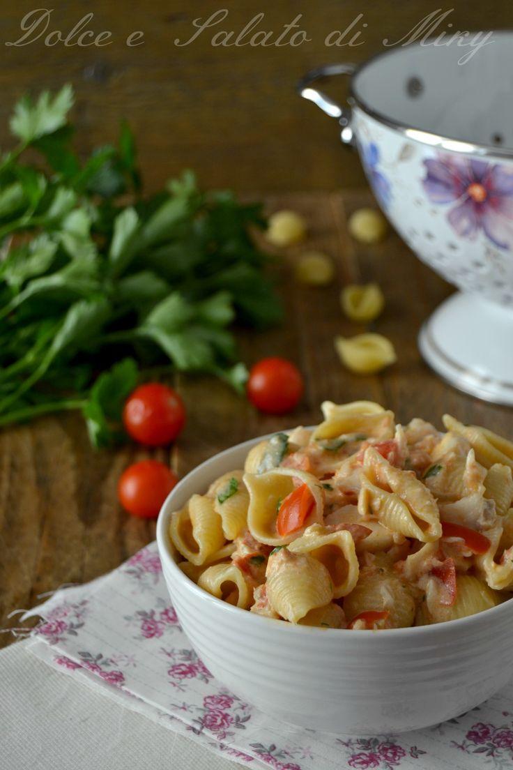 Pasta con la cernia #pomodoro #ricetta #recipes #tomato #recipe #italianrecipe #pasta #cernia