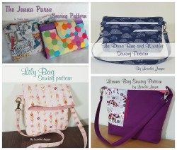 Lorelei Jayne PDF sewing patterns for beginners