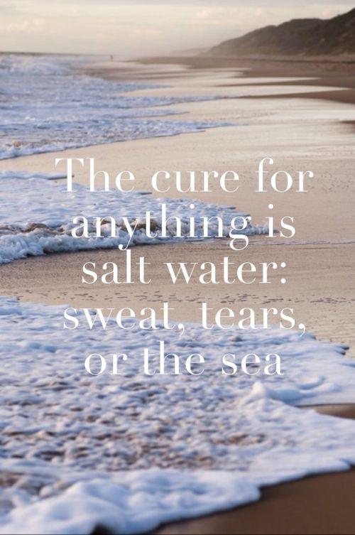 más de 25 ideas increíbles sobre frases sobre agua salada en