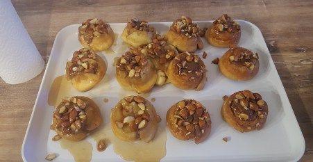 Zimt-Apfel-Muffin