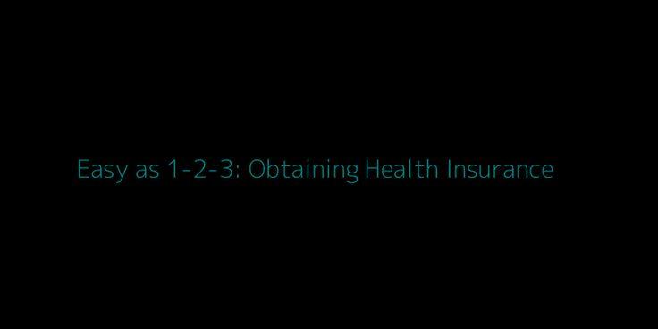 the 35 best all insurance news images on pinterestall insurance news easy as 1 2 3 obtaining health insurance
