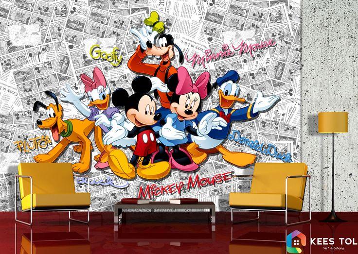 #Disney #MickeyMouse #Goofy #Donald #Pluto #Wallpanel