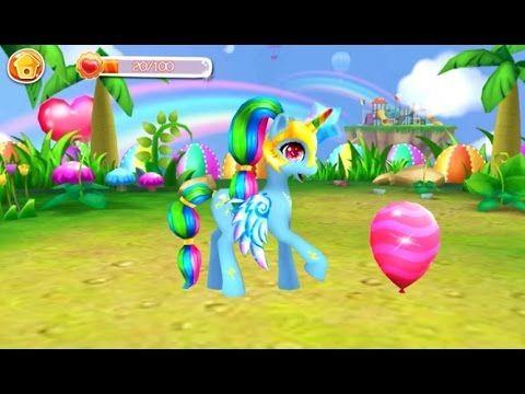 [HD] 리틀포니 레인보우 대시#1 little pony Rainbow Dash Мой маленький пони マイリトルポニ ...