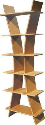 Cardboard ExShelf