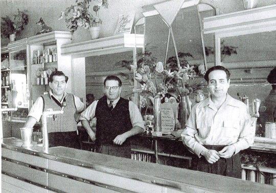 marble Bar Cafe 1948 Upper Richmond