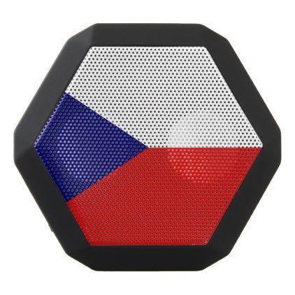Czech Republic flag Black Bluetooth Speaker  $84.40  by AwesomeFlags  - cyo customize personalize diy idea