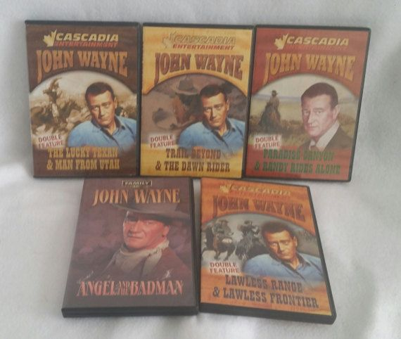 Check out this item in my Etsy shop https://www.etsy.com/listing/498316822/lot-of-5-john-wayne-dvd-western-movies