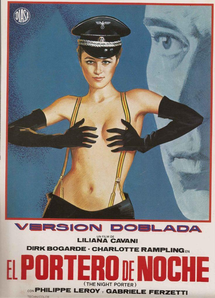 Liliana Cavaniu0026#39;s The Night Porter (1974) : Ivanka ...